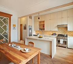 ash kitchen cabinets sunset park townhouse brooklyn