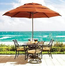 Frontgate Patio Umbrellas Patio Umbrellas And Outdoor Parasols Best Picks For 2008 By