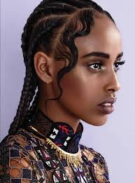 somali haircuts the collection is called somali hido hido meaning culture