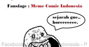 Meme Comics Indonesia - liong seo