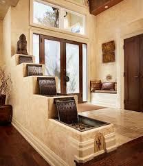 Interior Waterfall Benefits Of Indoor Fountain
