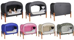 the privacy bed tent newest invention for a good night s sleep privacy pop bed tent home design garden architecture blog for up