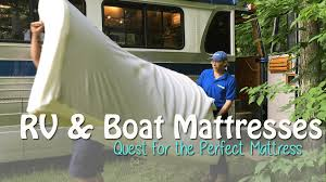 Sleep Number Bed Stores Denver Crappy Rv Or Boat Mattress Tips For A Great Night U0027s Sleep