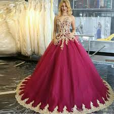 modest burgundy tulle prom quinceanera dresses 2017 plunging