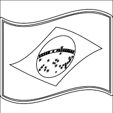 fresh brazil flag coloring page 84 in coloring pages for kids