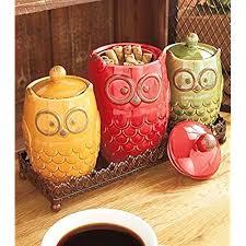 owl home decor owl home decor amazon com