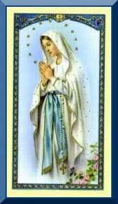 magnificat holy card magnificat magnificat prayer holy cards