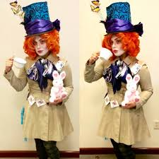 work halloween party ideas mad hatter female cosplay halloween costume cosplay pinterest