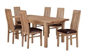 Dining Tables And 6 Chairs Sale Solid Wood Extending Dining Table And Four Chairs Solid Wood Oak