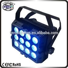 Color Changing Flood Lights 12 6in1 Waterproof Floor Lamp Battery Powered Outdoor Led Flood