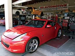 custom nissan 370z for sale 2009 nissan 370z stillen cold air intake modified magazine