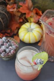 thanksgiving punch eclectic momsense