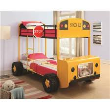 Coaster Novelty Beds Race Car Twin Bed Value City Furniture - Race car bunk bed