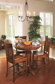 pub style pedestal table town u0026 country furniture