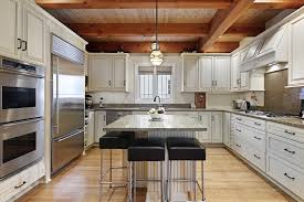 white kitchen cabinets wood floors 5 ways to create a cozy white wood kitchen