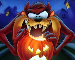 happy halloween background disney taz taz papel de parede taz background e taz wallpapers