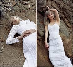 selfridges wedding dresses selfridges launch self portrait s bridal collection viva