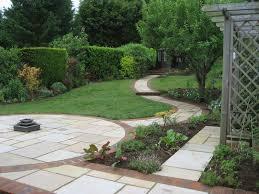 Small Sloped Backyard Ideas 100 Sloping Backyard Landscaping Ideas Best 25 Backyard