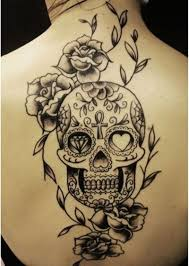 30 amazing skull tattoo designs for boys and girls randomlynew