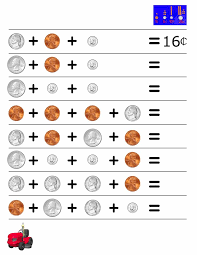 ideas of math worksheets money 2nd grade for free huanyii com