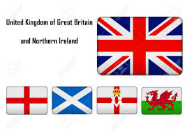 Ireland Flag United Kingdom Of Great Britain And Northern Ireland Flags And