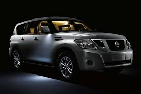 4x4 2007 Nissan Patrol - nissan patrol related images start 50 weili automotive network