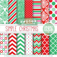 christmas pattern red green christmas patterns digital paper red green pink teal