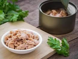 cuisiner le thon en boite terrine de thon aux légumes recettes femme actuelle
