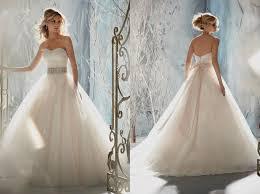 white and rose gold wedding dress naf dresses