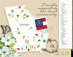 Atlanta Georgia Map Food Office Of Campus Sustainability Georgia Institute Of