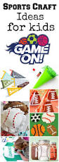 sports craft ideas for kids game on vbs sports fanatics craft