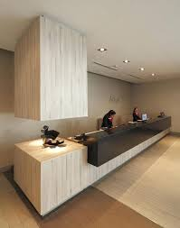 Reception Desks Modern Reception Desk Modern Minimalist And Eye Catching Canada