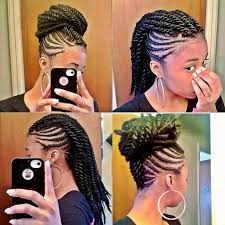 20 best new hair twist updo images on pinterest hair twists