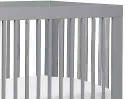 Babyletto Hudson 3 In 1 Convertible Crib With Toddler Rail by Babyletto Hudson 3 In 1 Convertible Crib With Toddler Bed