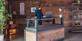 Line Desk Nextdesk Rebrands As Xdesk Unveils New Executive Vintage Line Of