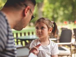Dad Yelling At Daughter Meme - yelling at kids long term effects