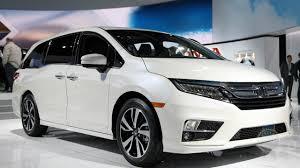 Honda Odyssey Pics 2018 Honda Odyssey Revealed Kelley Blue Book