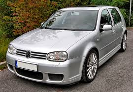 automotive database volkswagen golf mk4