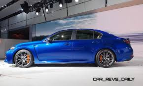lexus usa showroom 2016 lexus gs f lands in usa showroom sales from january with 66
