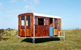 sydney opera house inspired camper combines luxury u0026 tiny living