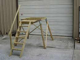 Hunting Chair Plans Chas Mac Inc Hunting Towers For Deer Stands