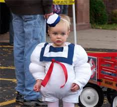Stay Puft Marshmallow Man Costume 11 Baby Costumes You Should Consider This Halloween 123print Blog
