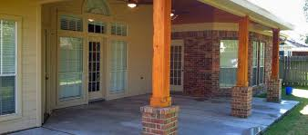 Patio Covers Houston Texas Patio Cover In Houston Tx Hhi Patio Covers