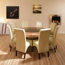 Round Dining Table And Chairs For  Dining Rooms - Large round kitchen table