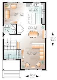 Contemporary Modern House Plans by House Plan 76362 At Familyhomeplans Com