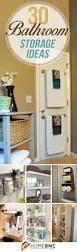 Bathroom Storage Ideas Pinterest by 100 Clever Bathroom Storage Ideas Bathroom Storage Cabinet
