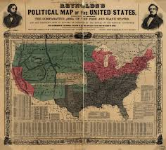 A Picture Of The United States Map by Amazon Com Map Poster Reynolds U0027s Political Map Of The United