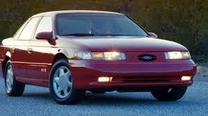 Sho Fast the 365 hp ford taurus sho is one of the best sleeper sedan bargains