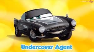 fin mcmissile disney pixar cars fast as lightning 50 finn mcmissile