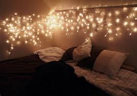 How To Hang Christmas Lights by How To Decorate Your Room With Christmas Lights Hang String